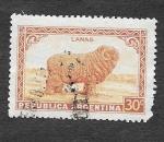 Sellos de America - Argentina -  442 - Merino