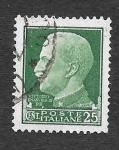 Sellos de Europa - Italia -  218 - Víctor Manuel III de Italia
