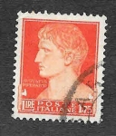 Stamps : Europe : Italy :  224 - Augusto Cesar