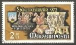 Sellos del Mundo : Europa : Hungría : 2252 - Milenario de la fundación de la ciudad de Szekesfehervar