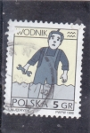Sellos del Mundo : Europa : Polonia : HORÓSCOPO-