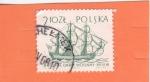 Sellos del Mundo : Europa : Polonia : CARABELA