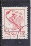 Sellos del Mundo : Europa : Polonia : FLORES-
