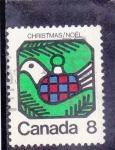 Sellos del Mundo : America : Canadá : CHRISTMAS