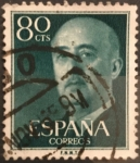 Sellos del Mundo : Europa : España : Franco