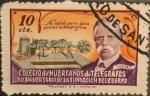 Stamps Europe - Spain -  Colegio de Huerfanos de Telegrafos