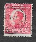 Sellos de Europa - Yugoslavia -  31- Alejandro I de Yugoslavia