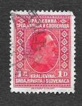 Sellos de Europa - Yugoslavia -  43- Alejandro I de Yugoslavia