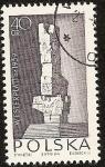 Stamps Poland -  Monumento - campo de batalla Westerplatte 1939 - en Gdansk