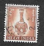 de Asia - India -  405 - Jarrón
