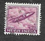 de Asia - India -  413 - Avión