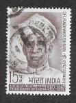 de Asia - India -  454 - Dr. Sarvepalli Radhakrishnan