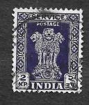 Stamps India -  O138 - Pilar de Ashoka