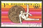 Sellos del Mundo : Europa : Hungría : 2533 - Olimpiadas de Montreal 1976