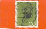 Stamps Germany -  GANDHI