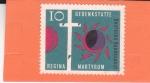 Stamps : Europe : Germany :  REGIM NA MARTYRUM