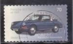 de Europa - Alemania -  COCHE PORCHE 911