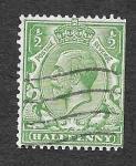 Sellos de Europa - Reino Unido -  159 - Jorge V del Reino Unido