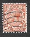 Sellos de Europa - Reino Unido -  161 - Jorge V del Reino Unido