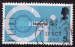 Stamps United Kingdom -  National Giro