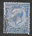 Stamps United Kingdom -  163 - Jorge V del Reino Unido