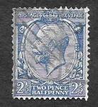 Sellos de Europa - Reino Unido -  163 - Jorge V del Reino Unido