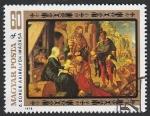 Sellos del Mundo : Europa : Hungría : 2640 - 450 anivº de la muerte de Albrecht Durer