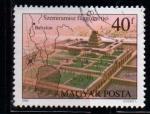 Sellos del Mundo : Europa : Hungría : 2709 - Los Jardínes Colgantes de Babilonia