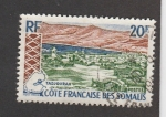 Stamps Djibouti -  Tadjourah