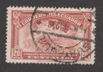 Stamps Ecuador -  Fomemtp aerocomunicaciones