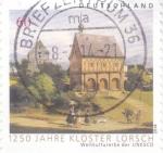 Sellos del Mundo : Europa : Alemania :  1250 Aniversario de la abadía de Lorsch