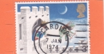 Stamps United Kingdom -  CUENTO