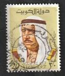 Stamps : Asia : Kuwait :  451 - Emir Cheikh Sabah Al-Salem Al Sabah