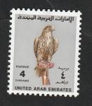Sellos del Mundo : Asia : Emiratos_Árabes_Unidos : 756 - Halcón