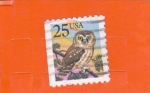 Stamps United States -  LECHUZA