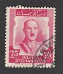 Stamps Afghanistan -  rey Zahir