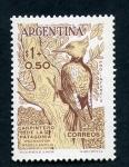 sellos de America - Argentina -  carpintero de la patagonia