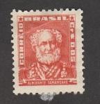 Stamps Brazil -  Almirante Tamandare