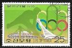 de Asia - Corea del norte -  Juegos Olimpicos -