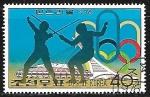de Asia - Corea del norte -  Juegos Olimpicos - Esgrima