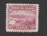 Stamps : America : Ecuador :  Paisaje andino