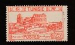 Stamps : Africa : Tunisia :  Ruinas romas