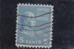 Stamps United States -  JAMES MONROE- 5º presidente