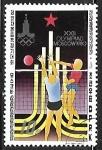 Sellos de Asia - Corea del norte -  Juegos Olimpicos de verano - Volleyball