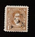 Stamps : America : Uruguay :  Silvestre Blanco