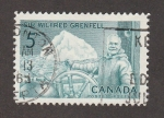 Stamps : America : Canada :  Sir Wilfred Grenfell