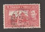 Stamps : America : Trinidad_y_Tobago :  Memorial Park