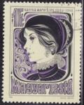 Sellos de Europa - Hungría -  2730 - Centº del nacimiento de Margit Kaffka