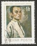 Sellos de Europa - Hungría -  2742 - Centº del nacimiento del pintor Por Bertalan