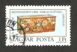 Stamps Europe - Hungary -  2768 - Dia del sello